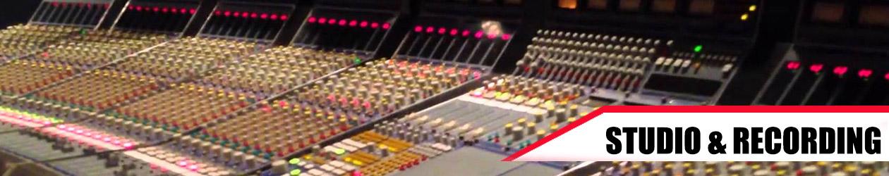Studio and Recording