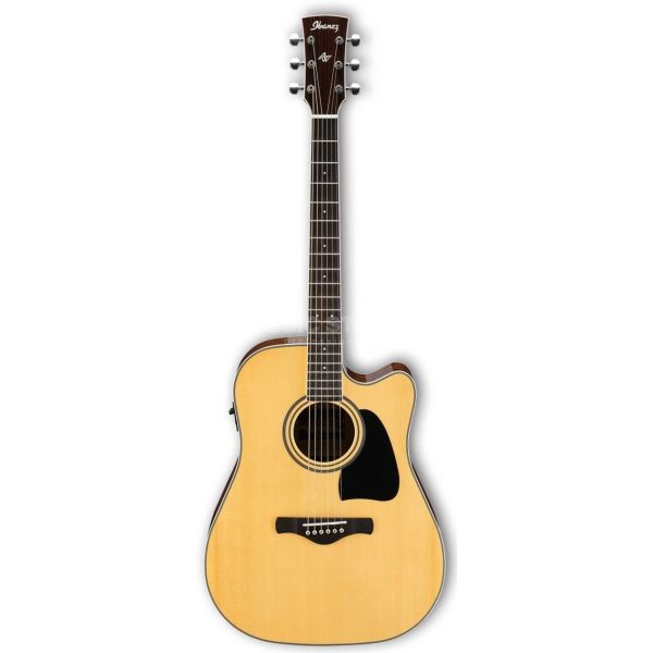 IBANEZ AW70ECE-NT ACOUSTIC-ELECTRIC GUITAR - NHG