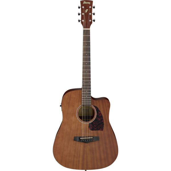 Ibanez PF12MHCE-OPN Acoustic & Electric Guitar
