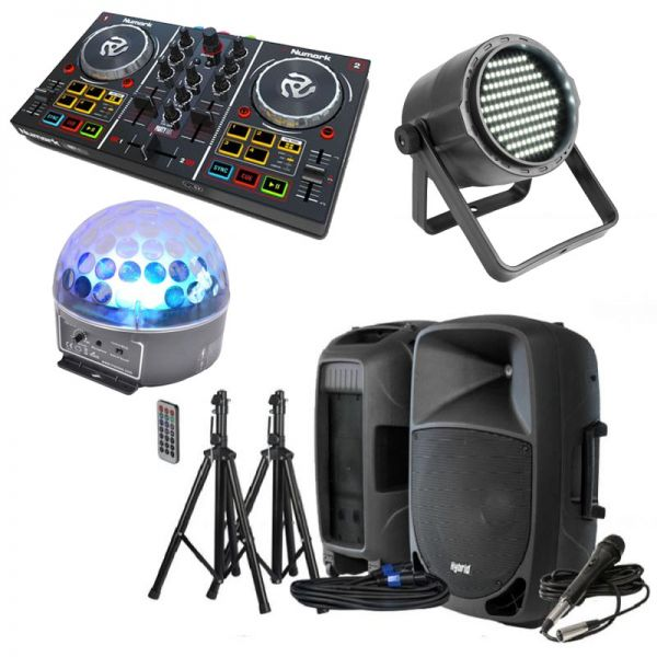 Hybrid PartyBox Package