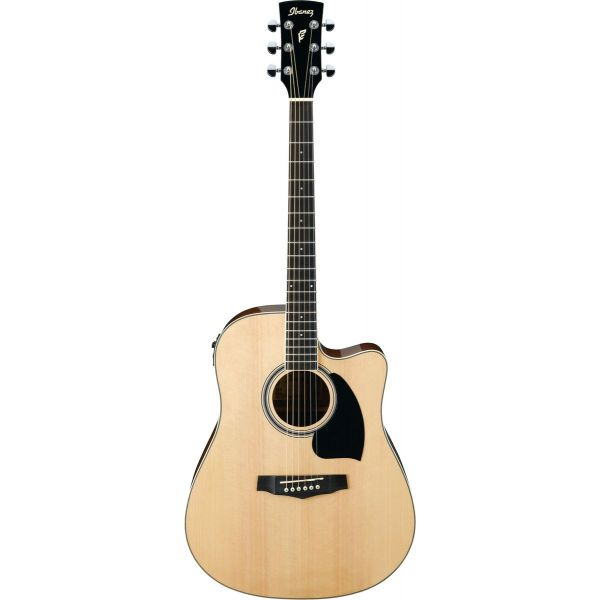 Ibanez PF Series PF15ECE-NT Acoustic Electric Guitar